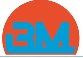 Logo công ty Xe nâng Bình Minh