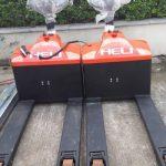 xe nâng tay điện heli