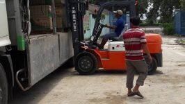 Bán xe nâng tại Tây Ninh