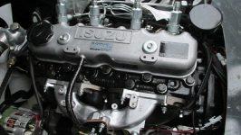 Thông số kỹ thuật động cơ Isuzzu 4JG2