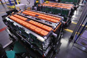 ắc quy lithium trên xe nâng điện heli 1-3.5 tấn