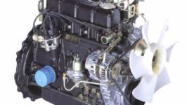 Động cơ Nissan K25