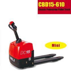 xe nâng tay heli CBD15-610