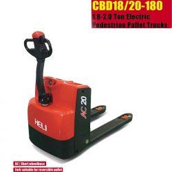 xe nâng tay heli CBD20-180