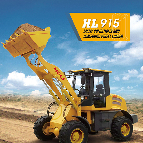 Xúc lật heli HL 915