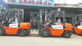 Xe nâng tại Hồ Chí Minh rẻ nhất