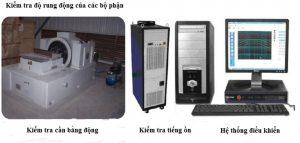 nhà máy heli - kiểm tra các hệ thống khác