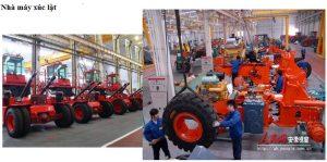 nhà máy heli sản xuất xúc lật