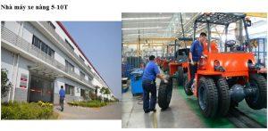 nhà máy heli sản xuất xe 5-10 tấn