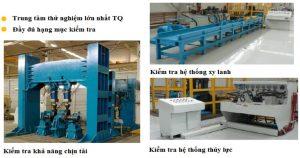 nhà máy heli - trung tâm thử tải