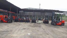 Bán xe nâng tại Bình Thuận xe nâng Heli