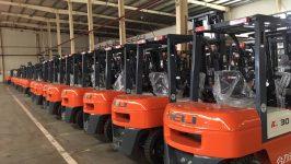 Xe nâng hàng tại Hồ Chí Minh uy tín