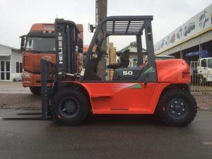xe nâng 5 tấn model G series