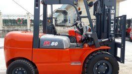Bán xe nâng 5 tấn tại Tây Ninh