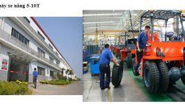 Sửa chữa xe nâng tại Tây Ninh