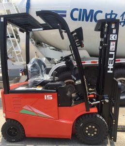 xe nâng điện 1.5 tấn tại bình dương