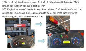 hệ thống điện dòng k2 series