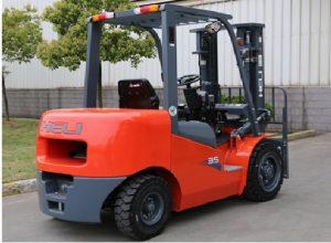 xe nâng heli 2-3.5 tấn chạy dầu diesel