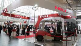 Heli giới thiệu sản phẩm mới tại CeMAT 2018