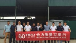 Hãng xe nâng heli sang Việt Nam