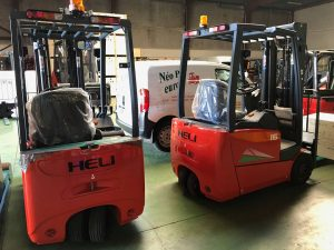 xe nâng điện heli tại bình thuận - xe nâng jungheinrich heli