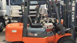 Xe nâng heli tại Bình Thuận chính hãng