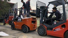 Bán xe nâng heli tại Nghệ An