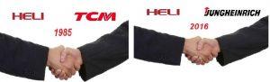 đánh giá xe nâng heli - hợp tác công nghệ