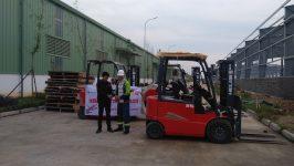Xe nâng Heli tại Hưng Yên