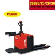 xe nâng tay heli CBD30-460