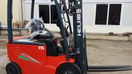 Giới thiệu xe nâng điện heli 1.5 tấn